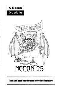 "The Official Web Site of Author Matt Bechtel, Titles: Necon 25: A Necon Double (featuring ""After Hours,"" ""Empathy"" and ""Fucked Up"")"
