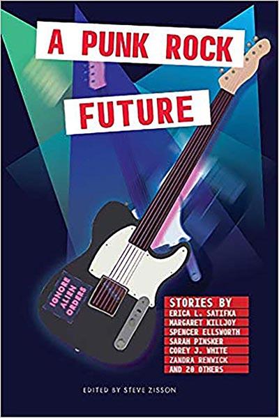 """The Official Web Site of Author Matt Bechtel, Titles: A Punk Rock Future (featuring """"Rick's Tee Shirt"""")"""