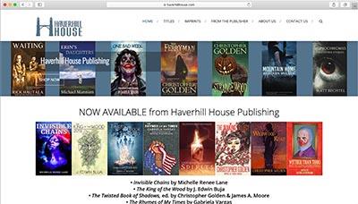 Author Matt Bechtel: Web & Graphic Design Portfolio